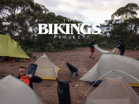 The BikingsProject - Three friends cross Australia